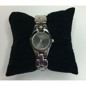 Relic Women's Watch Silver Gray Face New Battery